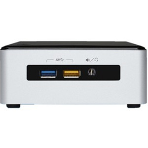 Photo of Intel Mini PC—Intel® NUC Kit NUC5I3RYH Desktop Computer