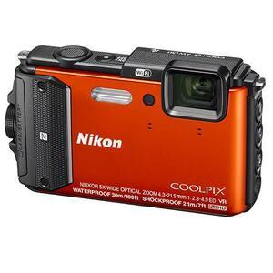 Photo of Nikon Coolpix AW130 Digital Camera