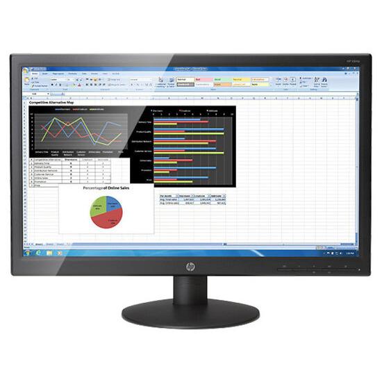 HP V241P 23.6 LED Monitor