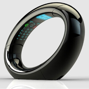 Photo of IDect Eclipse Plus Cordless Phone With Answering Machine Landline Phone