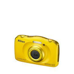 Nikon Coolpix S33  Reviews