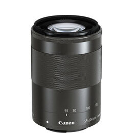 Canon EF-M 55-200mm f4.5-6.3 Reviews