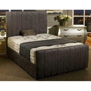 Photo of Luxan Hampton 2 Drawers With Headboard 5 0 Divan Furniture