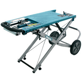 Makita 194943-7 Mitre Saw Work Station with 5 height levels (660mm - 840mm Reviews