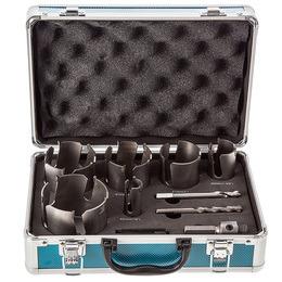 Makita D-51297 Holesaw Set TCT Multi-Material 9 Pieces Reviews