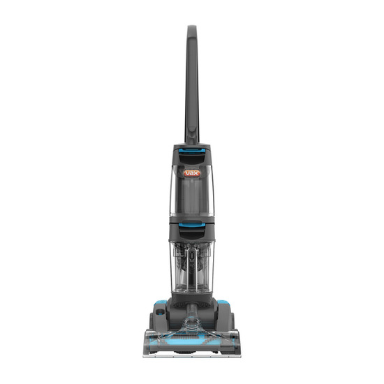Vax W86-DP-A Upright Carpet Cleaner - Grey & Blue