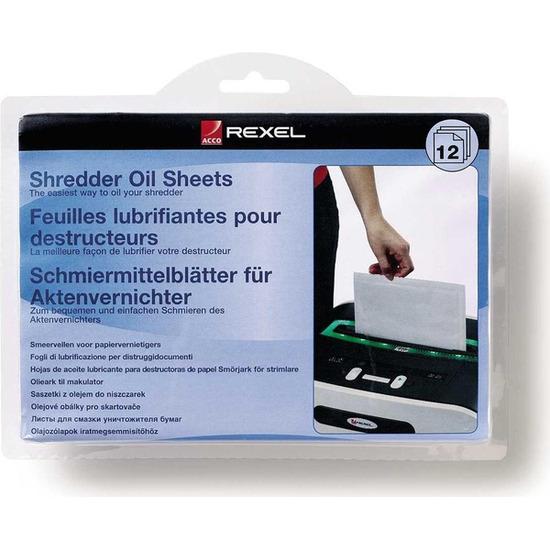 2101948 Shredder Oil Sheets