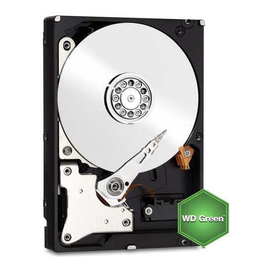 Green Desktop Everyday 3.5 Internal Hard Drive - 6 TB