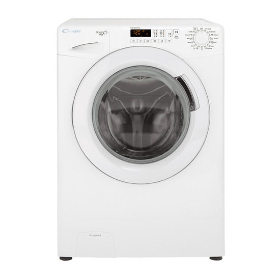 Candy GV138D3 Washing Machine - White