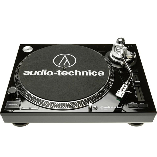 Audio-Technica AT-LP120USB Direct Drive Turntable