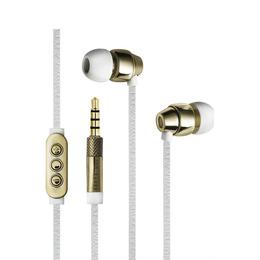 Ted Baker Dover Headphones - White & Gold