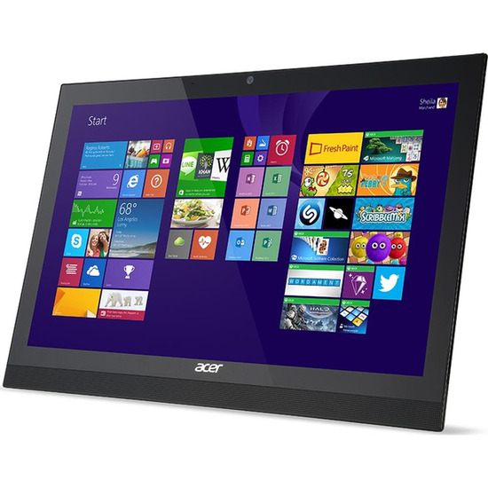 "Acer Aspire Z1-621 21.5"" Touchscreen All-in-One PC"