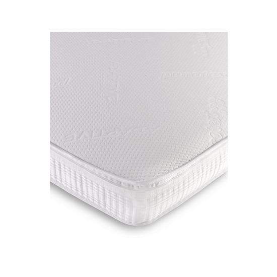 Adaptive Purotex Pocket Spring Cot Bed M
