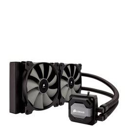 Corsair Hydro H110i GT HP 280mm Liquid CPU Cooler Reviews