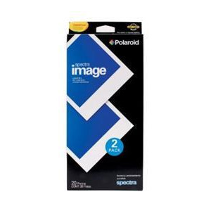 Photo of Polaroid Image Instant Film Twin Pack Colour Camera Film