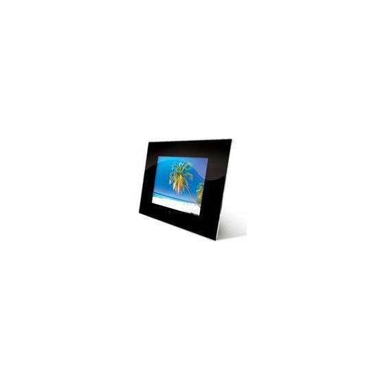 Jessops 8 High Resolution Digital Photo Frame Black Acrylic
