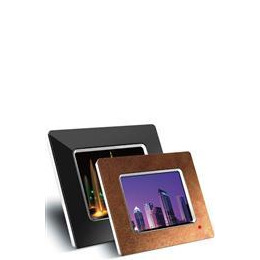 "8"" Leather Effect LCD Digital Picture Frame Reviews"
