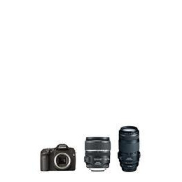 Canon EOS 40D with EFS 17-85mm and EF 70-300mm IS USM lenses