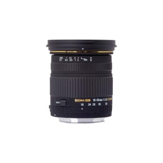 Sigma 18-50mm f/2.8 EX DC Macro / HSM Nikon AF