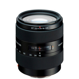 Sony DT 16-105mm F/3.5-5.6 Reviews