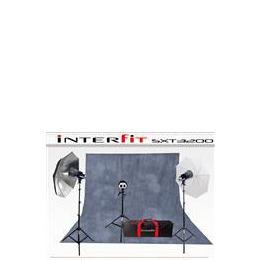 Interfit SXT3200 3 Head Kit (INT115) Reviews