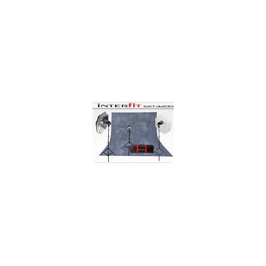 Interfit SXT3200 3 Head Kit (INT115)