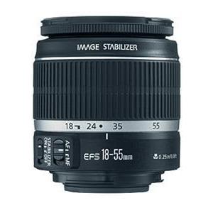 Photo of EF-S 18-55MM F3.5-5.6 IS Lens Lens