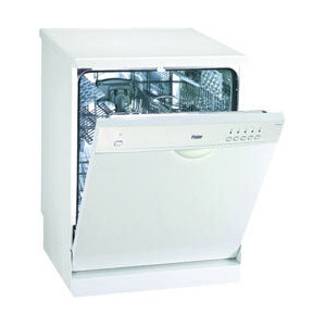 Photo of Haier  DW12PFE1 Dishwasher