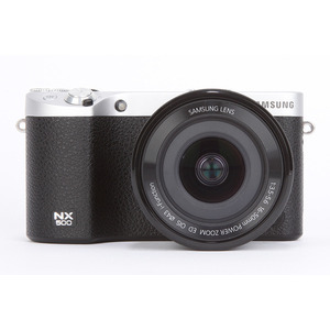 Photo of Samsung NX500 With 16-50MM F/3.5-5.6 Powerzoom Lens Digital Camera