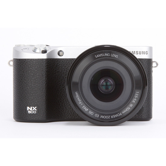 Samsung NX500 with 16-50mm f/3.5-5.6 Powerzoom Lens