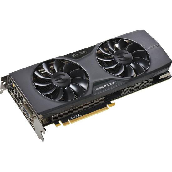4GB GTX 980 PCIe Graphics Card