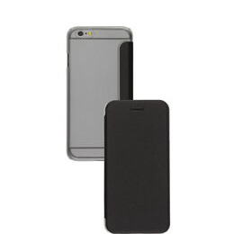 Clear Back Folio iPhone 6 Case - Black Reviews