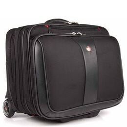 Wenger Swissgear Patriot Roller 2 Piece Travel Set for Laptops up to 17 - Black Reviews