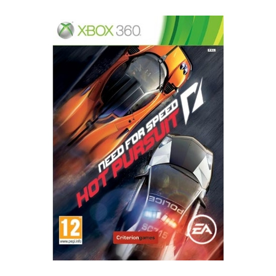 Need for Speed: Hot Pursuit (Xbox 360)