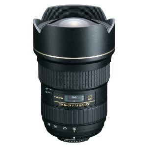 Photo of Tokina AT-X 16-28MM F2.8 PRO FX Lens