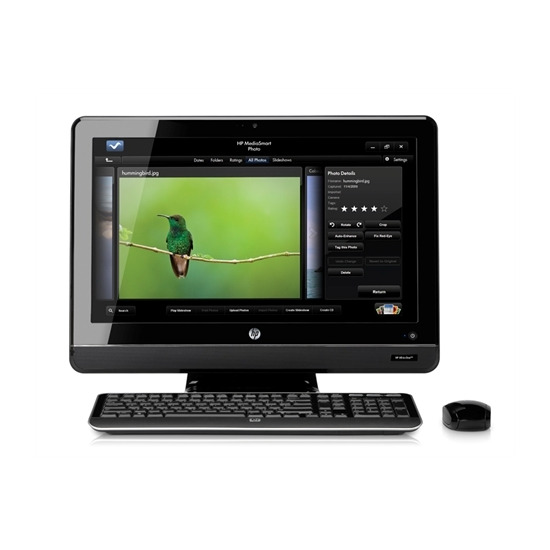 HP All-in-One 200-5210uk