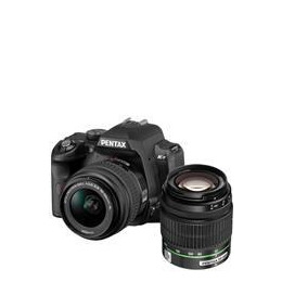 Pentax K-r with 18-55mm and 50-200mm Reviews