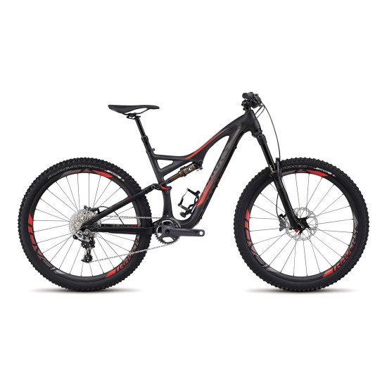 Specialized S-Works Stumpjumper FSR 650b (2015)