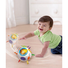 Vtech Crawl and Learn Bright Lights Ball Reviews