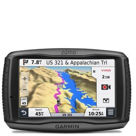 Garmin Zumo 590LM Sat Nav - 010-01232-02 Reviews