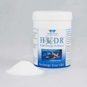 Photo of High Energy D-Ribose 160G Powder Health Supplement