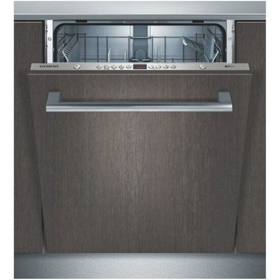 Siemens SN658D02MG 600mm fully integrated dishwasher
