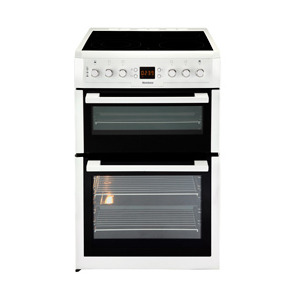 Photo of BLOMBERG Double Oven Electric Cooker In White HKN9310 Cooker