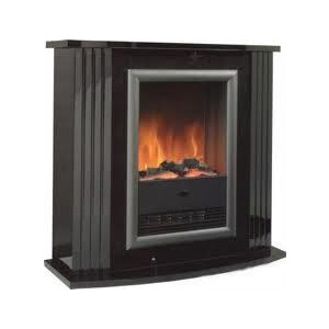 Photo of DIMPLEX 'Mozart' Log Effect Suite With Black Surround MZT20BL Electric Heating