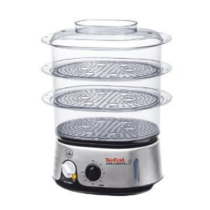 Photo of TEFAL Simply Invent 9 Litre Steamer VC101616 Steam Cooker