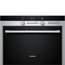 SIEMENS Built-in Combination Oven in Stainless Steel HB84E562B Reviews