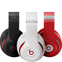 BEATS Studio Headphones in White BEATOVSTUDIOWHT Reviews