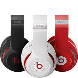 BEATS Studio Headphones in White BEATOVSTUDIOWHT Reviews