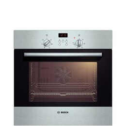 BOSCH HBN531E2B BUILT-IN SINGLE 3D HOT AIR OVEN Reviews