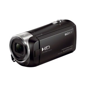 Photo of SONY FULL HD 60P 9.2MP CAMCORDER HDR-CX240 Camcorder